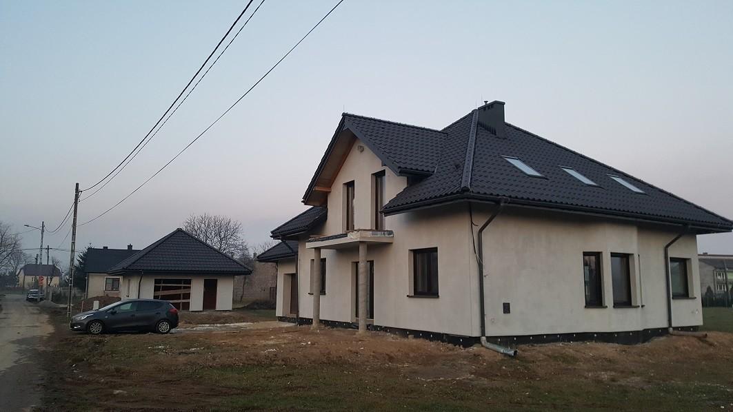 Realizacja domu Amanda