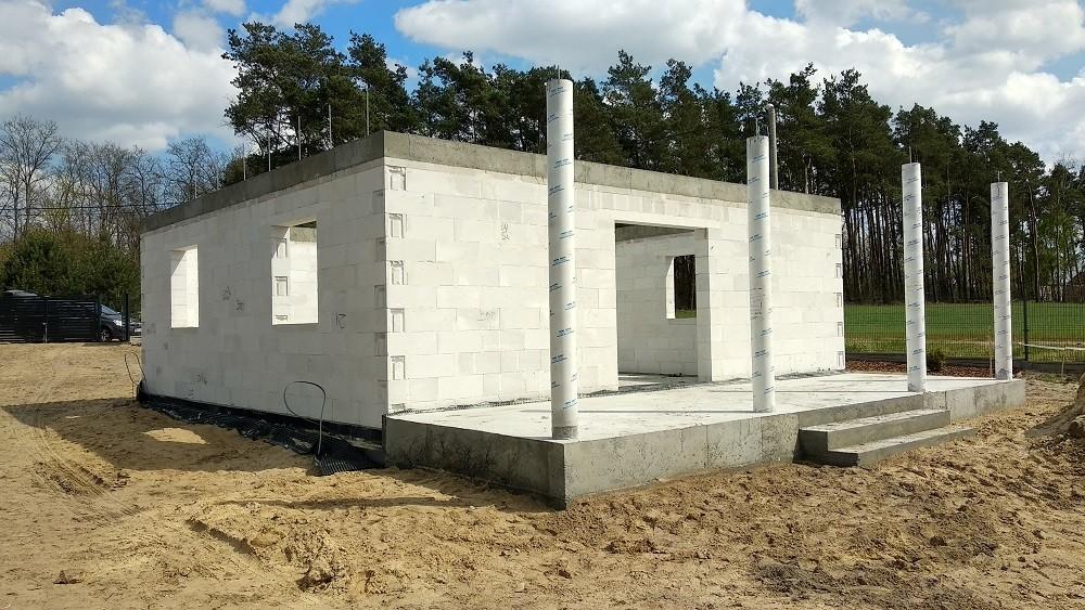 Realizacja domu Ambrozja