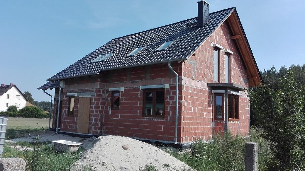 Realizacja domu Bryza 6 (MDM)