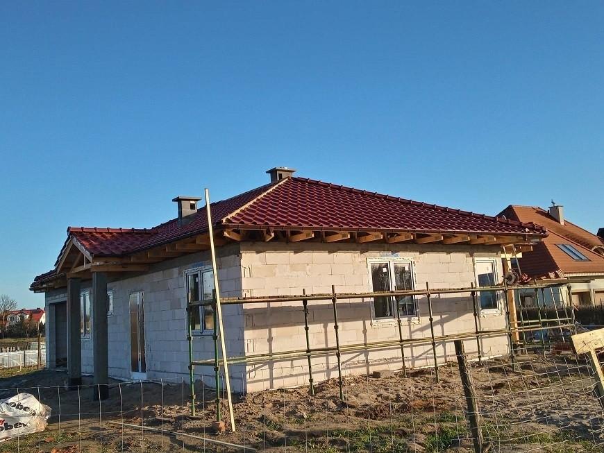 Realizacja domu Czaruś