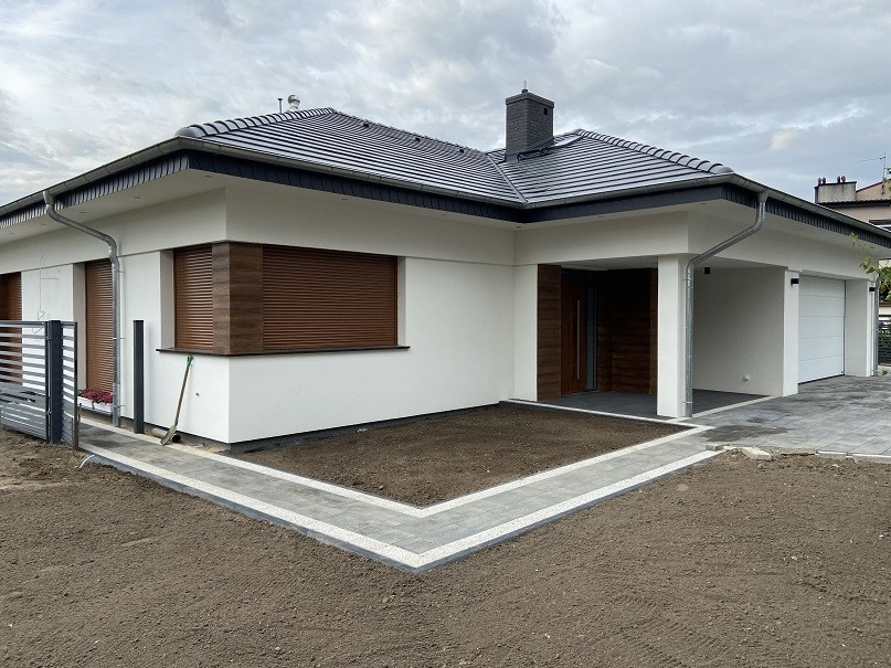 Realizacja domu Doskonały