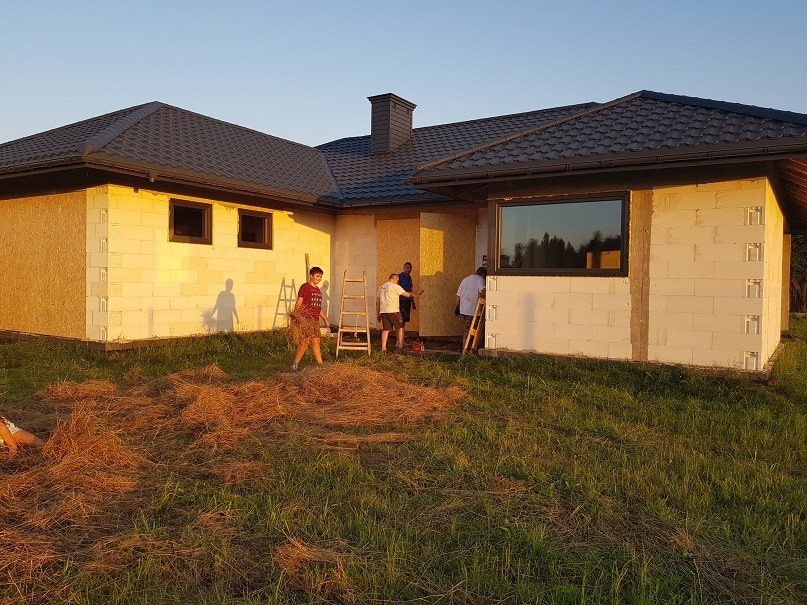 Realizacja domu Jedyny