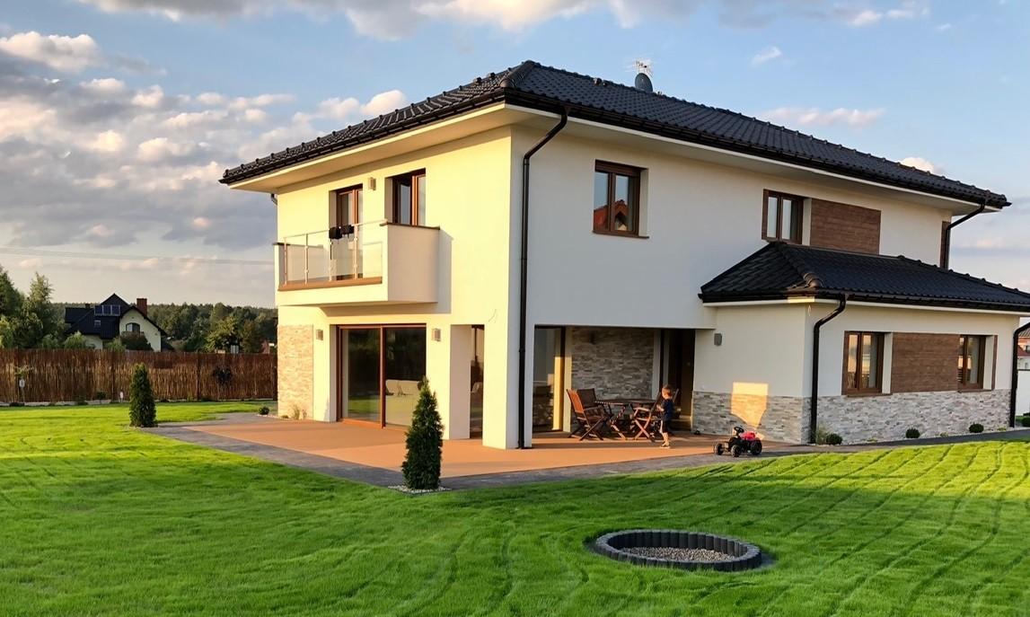 Realizacja domu Kasjopea 5
