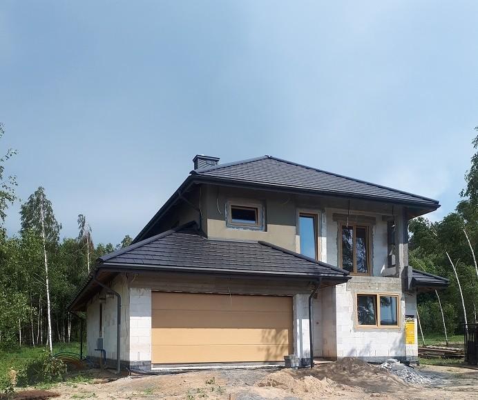 Realizacja domu Kasjopea 7B