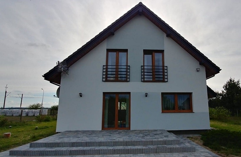 Realizacja domu Konwalia