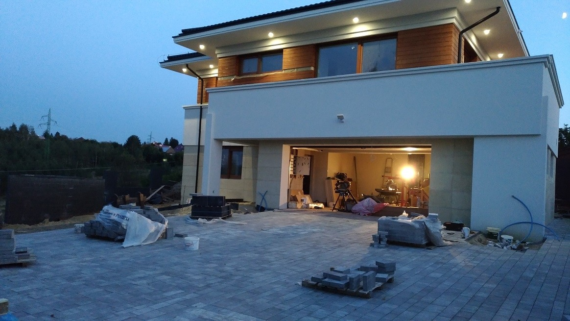 Realizacja domu Oceanic