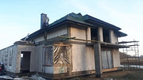 Realizacja domu Oszust wariant B