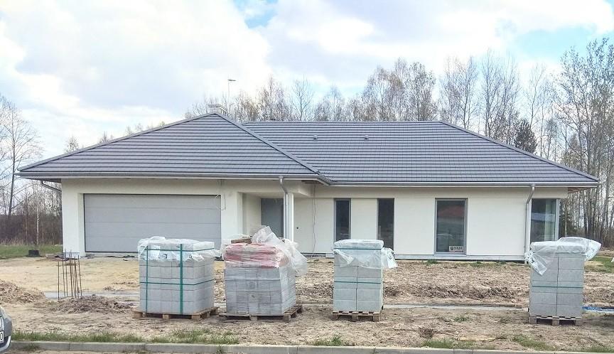 Realizacja domu Parterowy 2