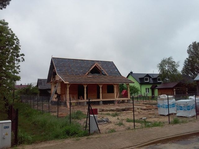 Realizacja domu Przepiórka