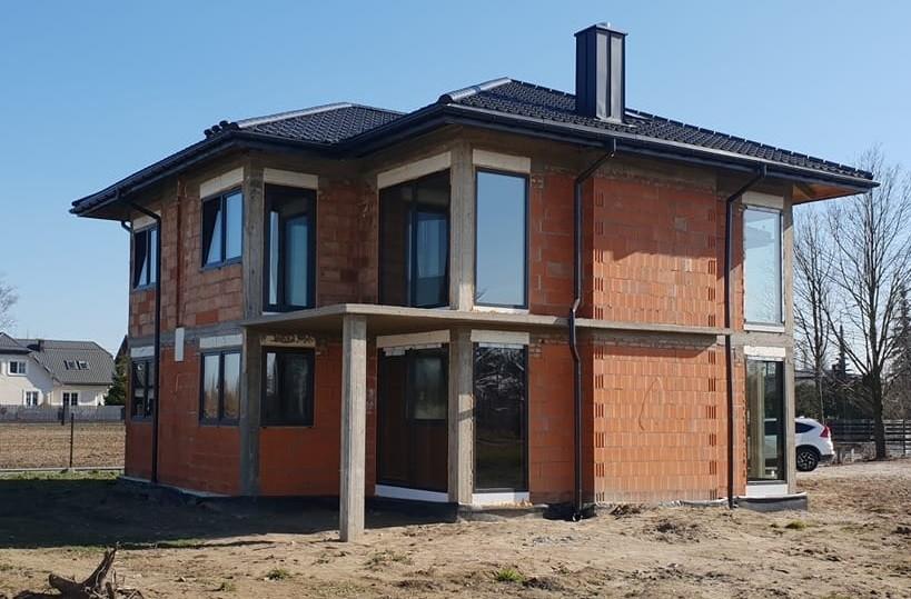Realizacja domu Riwiera