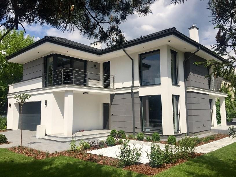 Realizacja  domu Riwiera 4