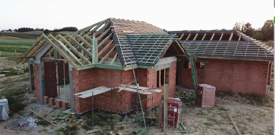 Realizacja domu Rozłożysty 2