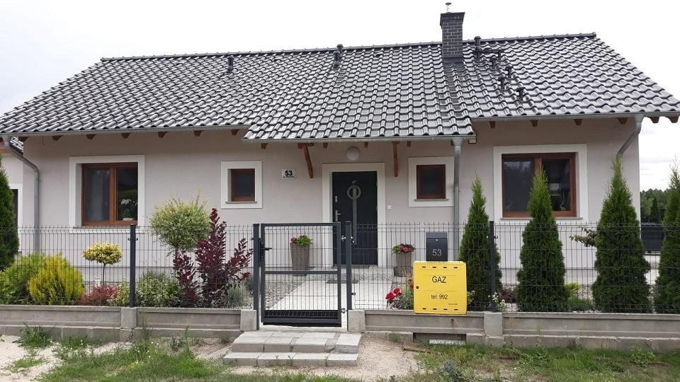 Realizacja - dom Słoneczny 2