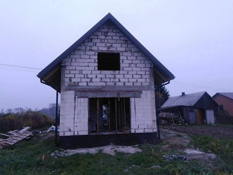Realizacja domu Smyk