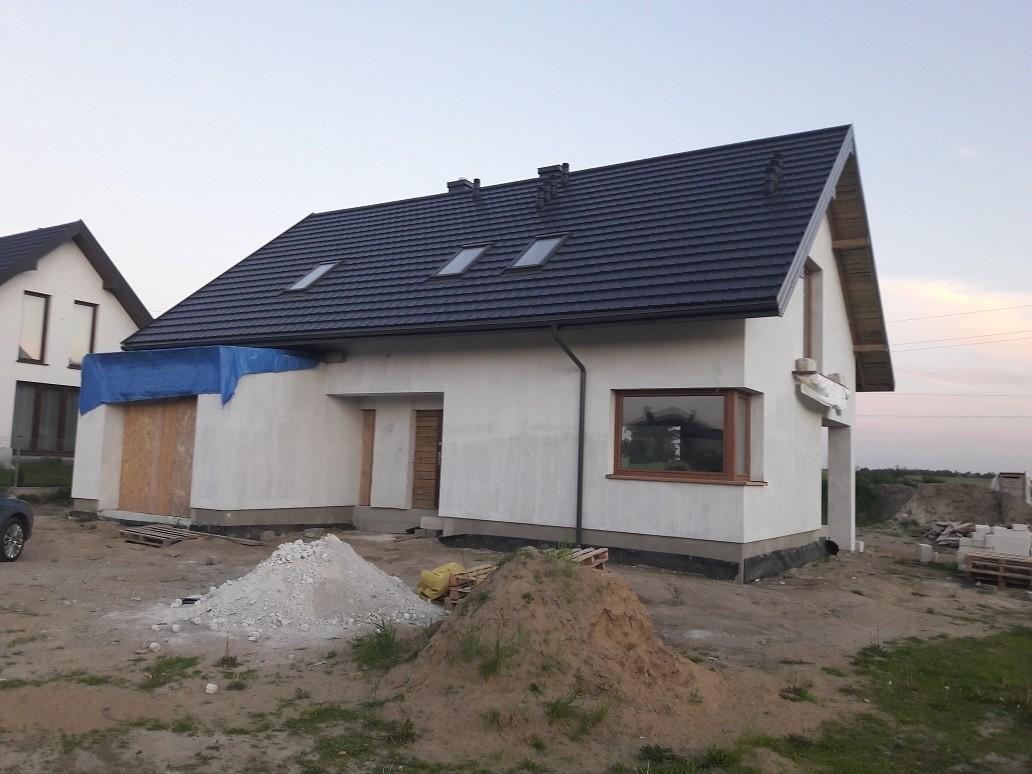 Realizacja domu Tango