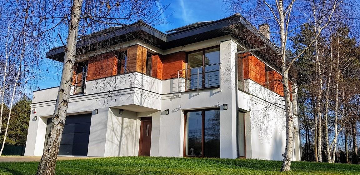 Projekt domu Tytan 3 - realizacja