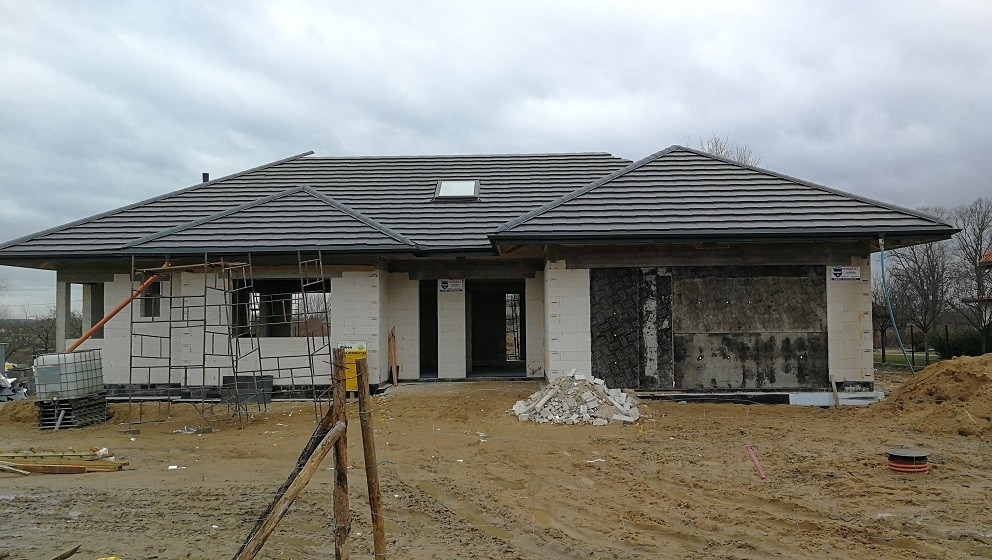 Realizacja - dom Willa parterowa