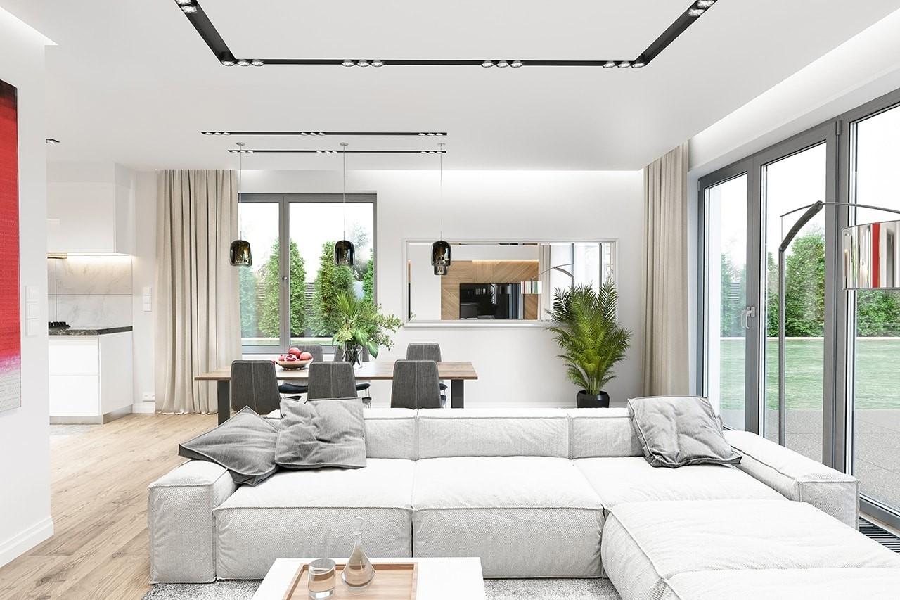 Projekt domu Wymarzony 11 wizualizacja wnetrza 3