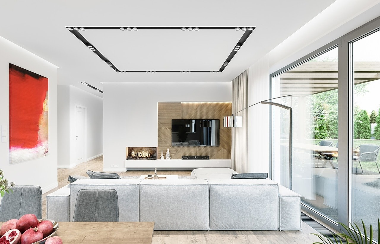 Projekt domu Wymarzony 11 wizualizacja wnetrza 5 odbicie lustrzane
