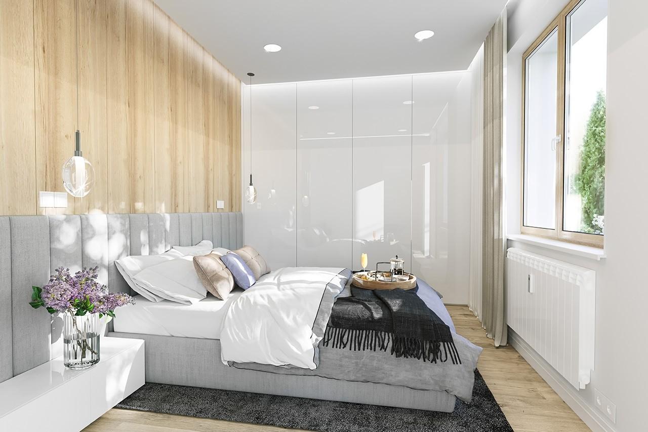 Projekt domu Zosia 4 - wizualizacja wnętrza