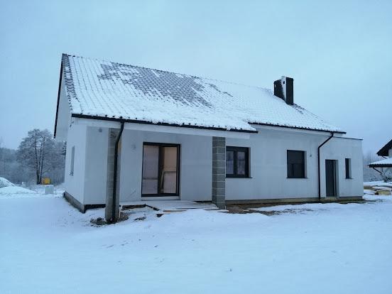 Realizacja domu Bursztyn 2