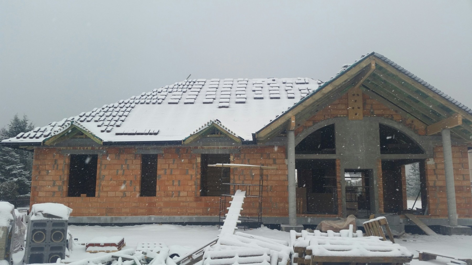 Realizacja domu Rezydencja Parkowa 3