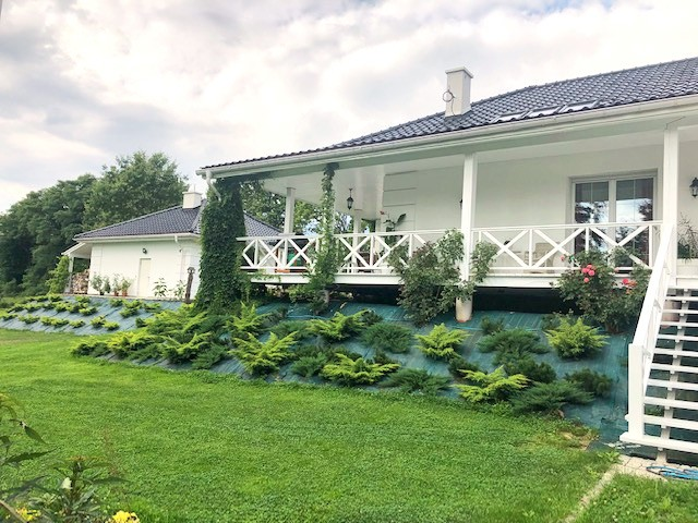 Realizacja domu Rezydencja parkowa 4