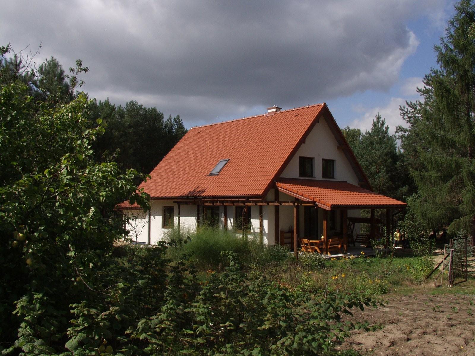 Realizacja domu Leśny Zakątek