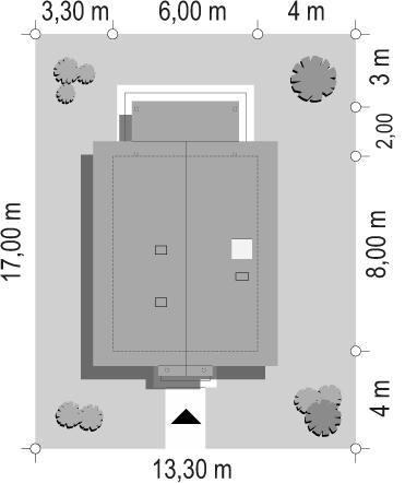 Smyk 2 - sytuacja odbicie lustrzane