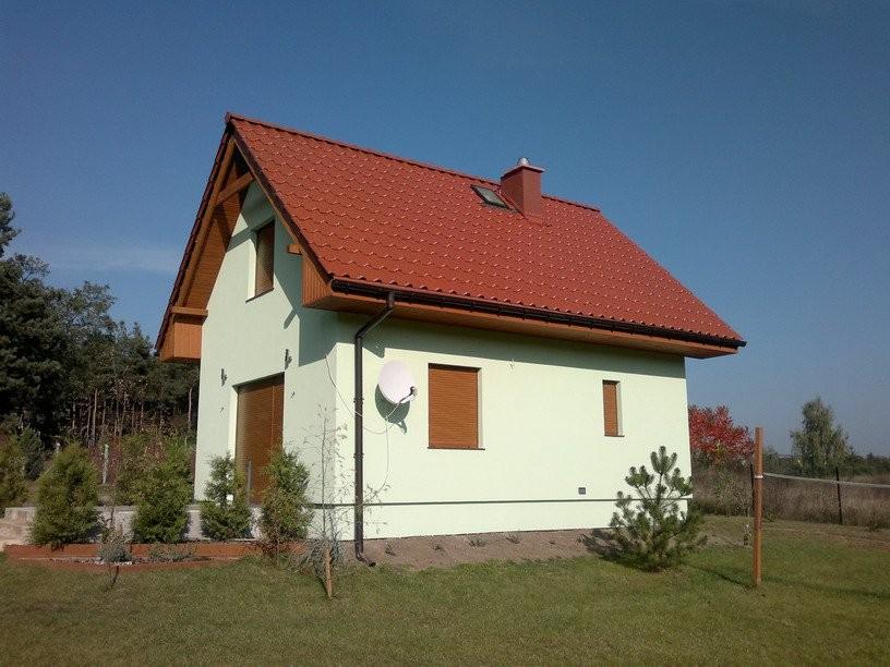 Realizacja domu Sosenka