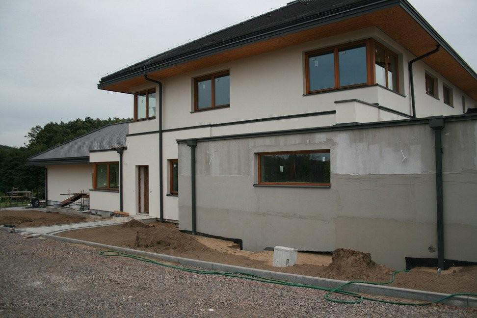 Realizacja domu Willa z basenem