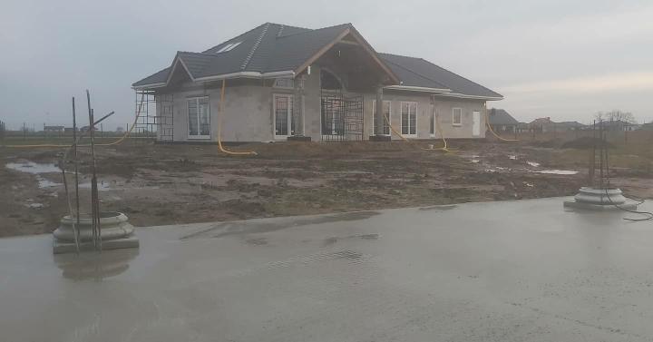 Realizacja domu Willa Parkowa C