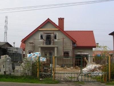 Realizacja domu Wiosenny