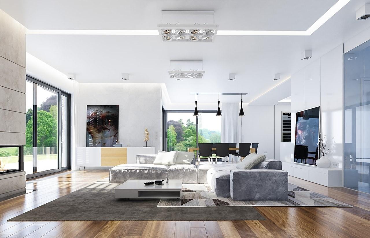 Wnętrze domu Wyjątkowy
