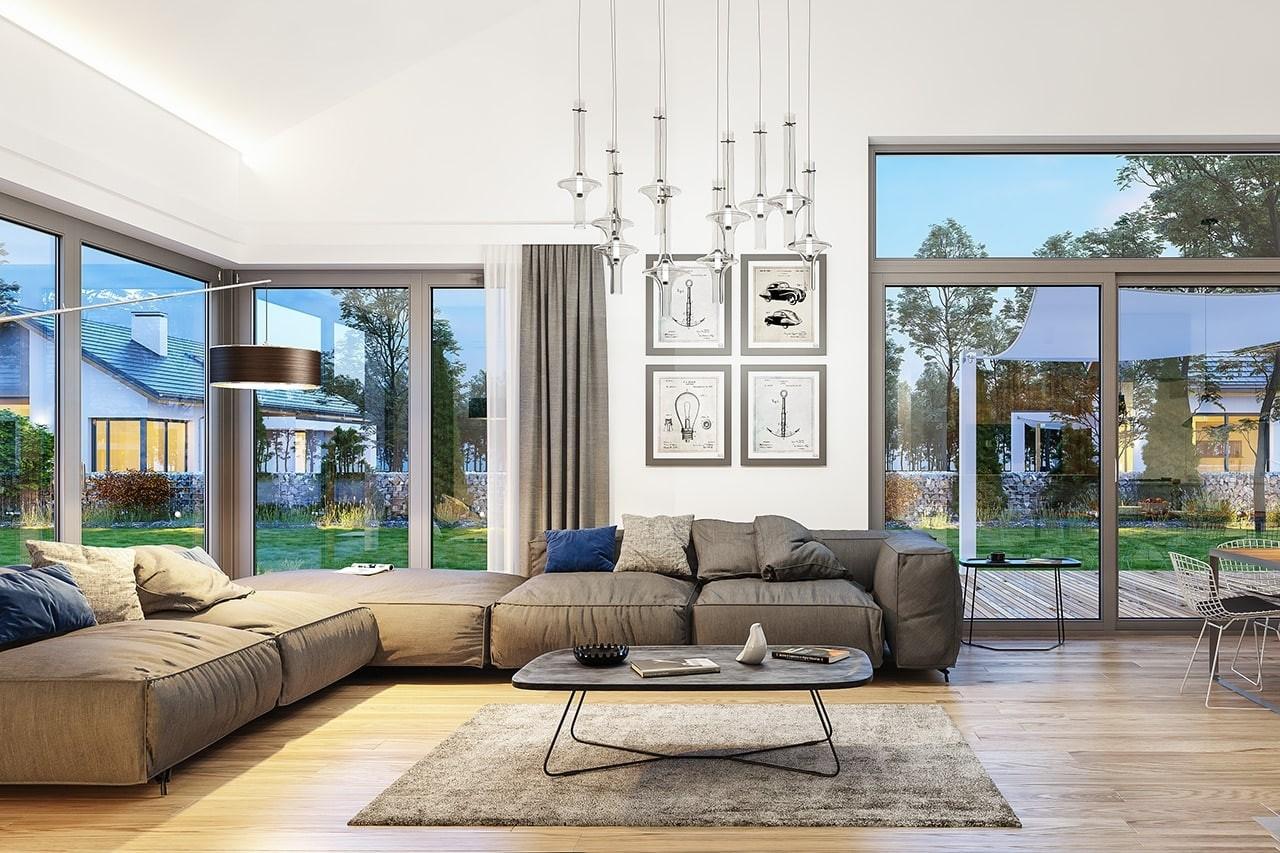Wymarzony - wnętrze domu