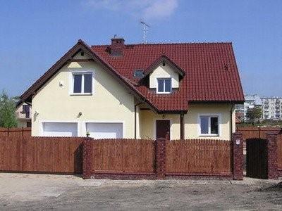 Realizacja domu Zalesie