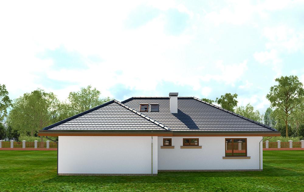 Animacja - Projekt domu Dom na miarę 2