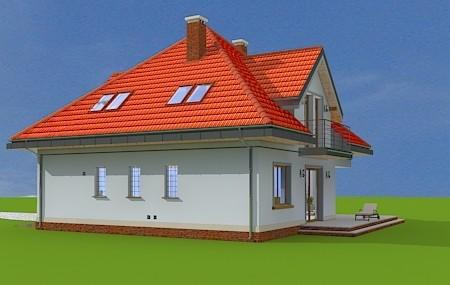 Animacja - projekt domu Agatka