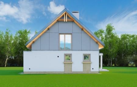 Animacja - Projekt domu Albatros