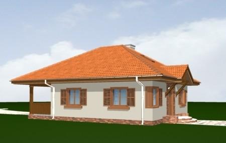 Animacja - projekt domu Ambrozja