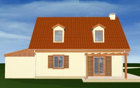 Animacja - projekt domu Bajkowy 2