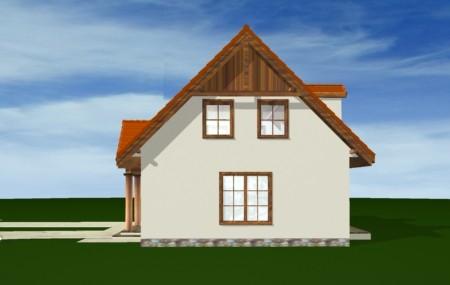 Animacja - projekt domu Bajkowy