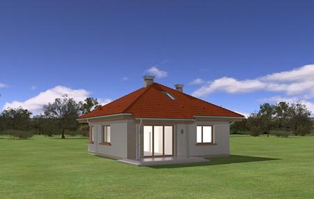 Animacja - projekt domu Bambi