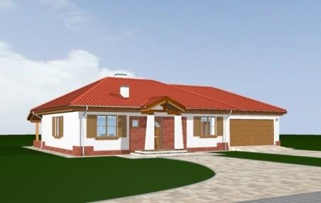 Animacja - Projekt domu Cztery kąty