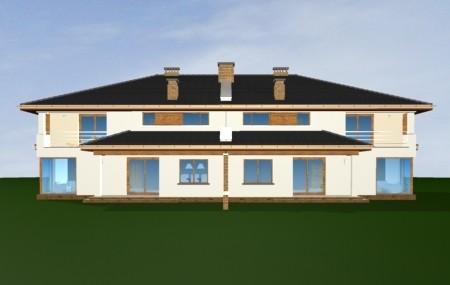 Animacja - projekt domu Neptun