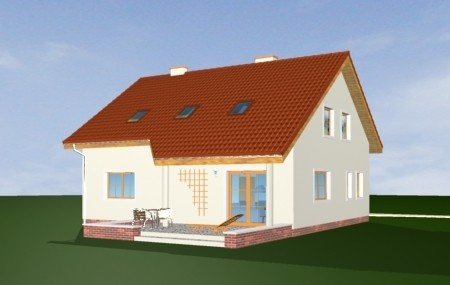 Animacja - projekt domu Na wspólnej