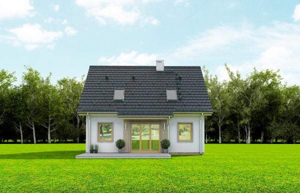 Animacja - Projekt domu Przygoda 2