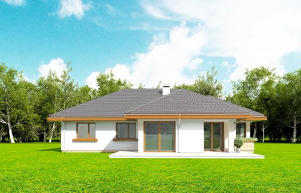 Animacja - Projekt domu Dom na miarę