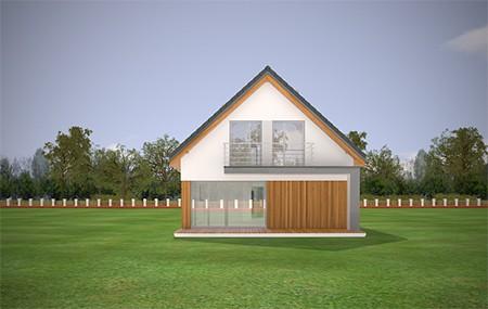 Animacja - Projekt domu Lena