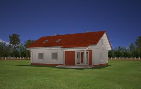 Animacja - Projekt domu Luna